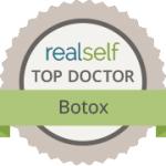 RealSelf Logo Dr. Lorrie Klein | Botox Orange County CA