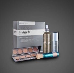 Colorescience Correcting Beauty Routine