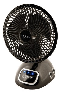 Rejuvenair fan angle